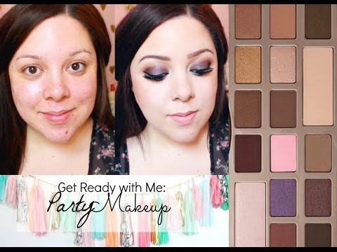 Get Ready with Me: Party Makeup