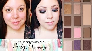 Get Ready with Me: Summer Party Makeup | Too Faced Chocolate Bar Giveaway! LookMazing
