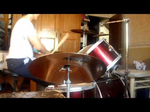 San Sebastian-Sonata Arctica (DrumCover) 5min only ...sorry