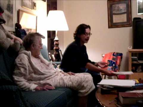 Is There A Test For Alzheimers >> 14 minutes of a night with my Grandmother who has dementia. - YouTube