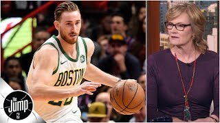 Celtics banking on Gordon Hayward returning to form by 2019 playoffs – Jackie MacMullan | The Jump