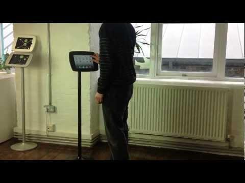 Bouncepad Floorstanding Tilt