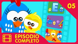 Gallina Pintadita Mini - Episodio 05 Completo (12min)