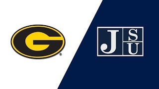 2019 SWAC Football: Grambling State  vs  Jackson State