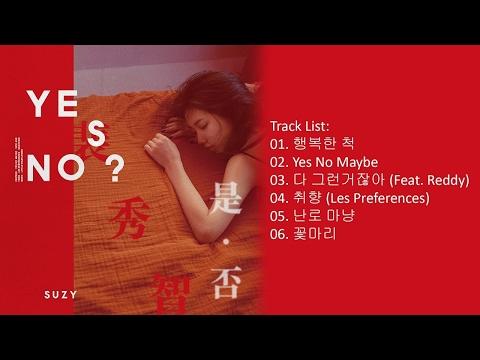 [Full Album] Suzy (수지) - Yes? No? [Mini Album]