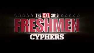 Dizzy Wright, Logic & Angel Haze Cypher - 2013 XXL Freshman Part 3