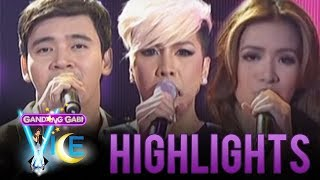 GGV: Angeline, Erik, and Vice in a grand singing showdown