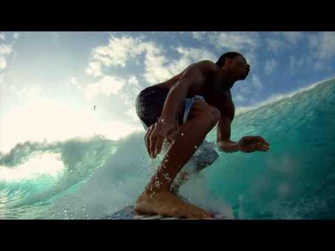 GoPro HD Hero camera: Kalani Robb - Slow Motion Pipeline
