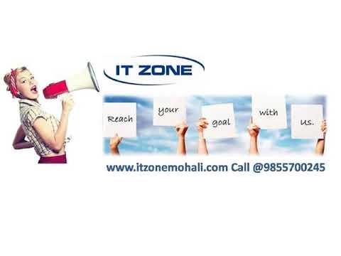 IT Zone Mohali lovely professional university