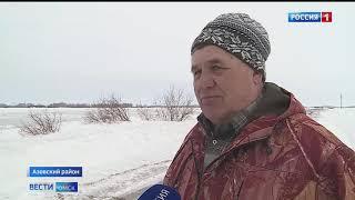 В Азовском районе коммунальная авария рискует отрезать поселок от внешнего мира