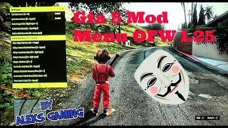 Gta 5 Mod MENU Online\Offline 1 25\1 26 (OFW) V5 4 Added Gfx