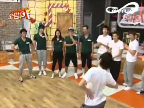 Infinite Sungyeol Sungjong Funny Dance [ENG SUBS]