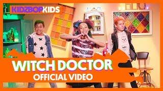 KIDZ BOP Kids – Witch Doctor (Official Music Video) [KIDZ BOP Halloween]