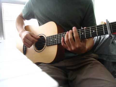 五月天-洗衣機-Acoustic Guitar cover