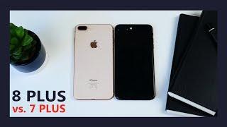 Apple iPhone 8 Plus vs. iPhone 7 Plus - Worth upgrading?