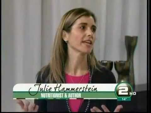 Julie Hammerstein, CN - Healthy Eating interview (Salba)