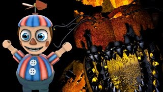 BB PLAYS: FNAF 4 Halloween Edition || Cheats and Challenges!