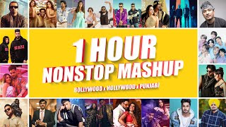 1 Hour Nonstop Party Mashup (Bollywood x Hollywood x Punjabi) – DJ Harsh Sharma – Sunix Thakor Video HD