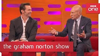Patrick Stewart on not being circumcised - The Graham Norton Show 2017: Preview - BBC One