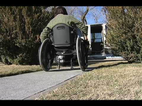 MagicWheels.com - User Testimonial: Wendy Walker C6 SCI using MAGIC WHEELS