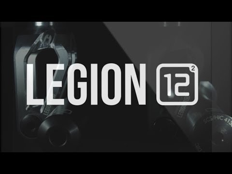 Video ETHIC LEGION fork SCS / HIC 12 std Raw