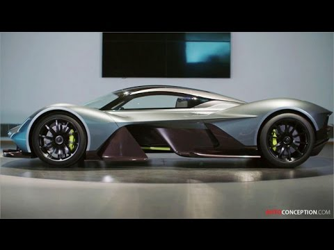 Car Design: Aston Martin AM-RB 001