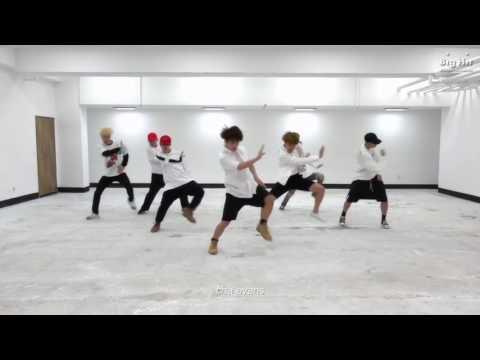BTS x MONSTA X - READY OR NOT (FIRE Dance Practice)   MAGIC DANCE
