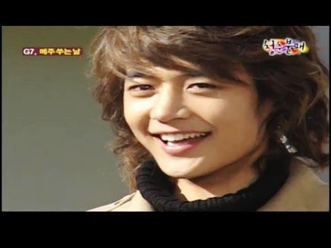 Invincible Youth (청춘불패) - Ep.6 with SHINee Minho : Make fermented soybeans & Catch mudfish!