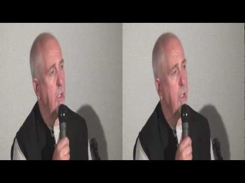 Peter Gabriel Speaks About 3D