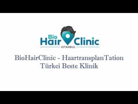 BioHairClinic - Haartransplantation türkei beste klinik
