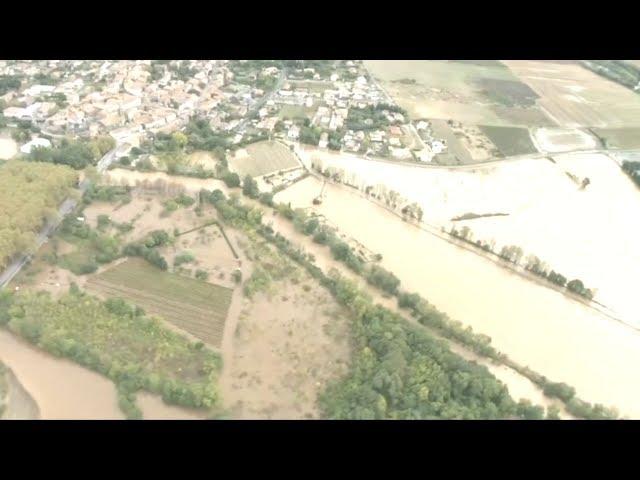 熱帶風暴襲法國釀洪災 至少13人死