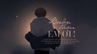 Buồn Lắm Em Ơi - Trịnh Đình Quang [LYRIC VIDEO] #BLEO