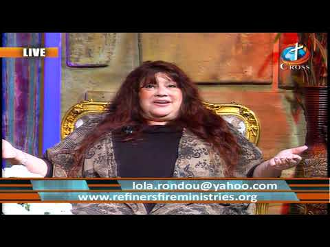 Refiners Fire with Rev Lola Rondou 04-28-2020