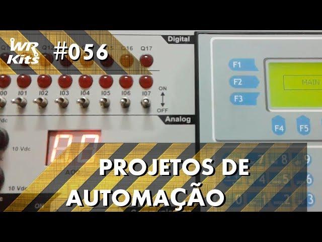 CENTRAL DE ALARME COM CLP ALTUS DUO (parte 1) | Projetos de Automação #056