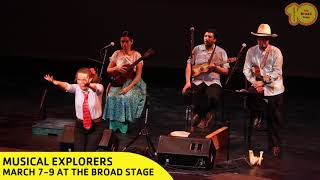Musical Explorers — K-2 Students Learn About World Music and Culture