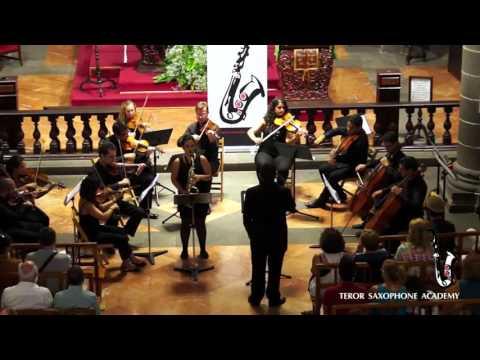 Polka Canariensis - Teror Saxophone Academy 2015