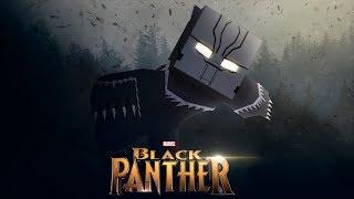 Minecraft Movie - BLACK PANTHER!