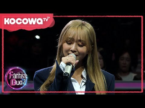 [Fantastic Duo2] Ep 31_Hyolyn's stage with fans