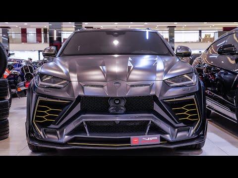 Lamborghini Urus Mansory Venatus Matte Black –   Teknik ve Özellikleri