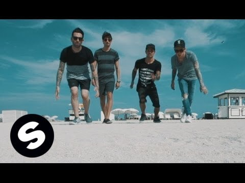 Breathe Carolina & Bassjackers feat. CADE - Can't Take It (Official Music Video)