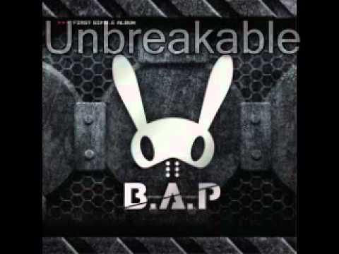 B.A.P - UNBREAKABLE