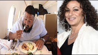 "DJ Khaled says he will EAT anything EXCEPT his wife!~ ""There are different rules for men"""
