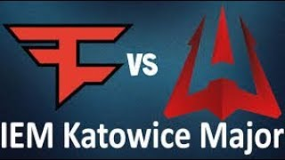 FaZe vs AVANGAR | Mirage | Best Moments | Highlights | IEM Katowice Major 2019