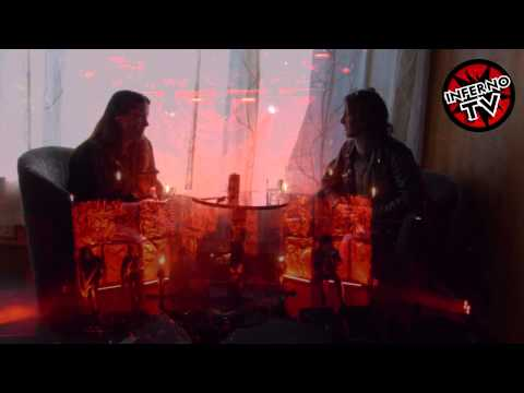 Watain interview at Inferno Metal Festival 2014