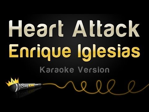 Enrique Iglesias - Heart Attack (Karaoke Version)