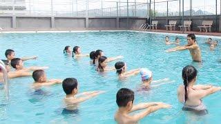 Tại sao nên cho trẻ học bơi - Vui Sống Mỗi Ngày [VTV3 – 27.06.2016]