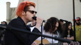 My Chemical Romance - Summertime (Acoustic Live)