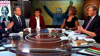 Mandela roundtable: A reporter, biographer and poet reflect