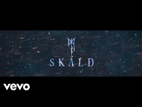 SKÁLD - Ó Valhalla (Lyric Video)