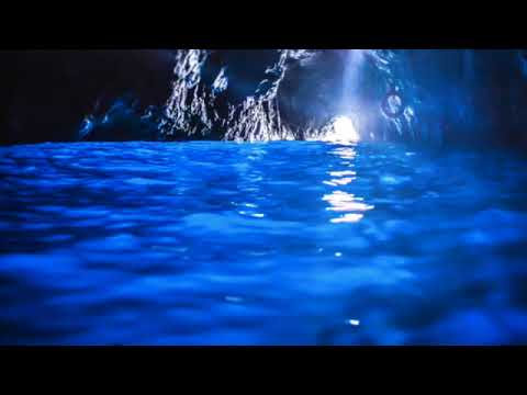 Healing music Zen Meditation Calming Relaxing Soothing music CAVE Stress relief Water sounds